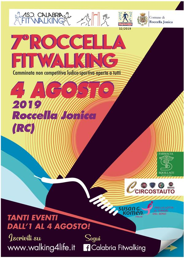 ROCCELLA JONICA (Rc) – 7° Roccella Fitwalking