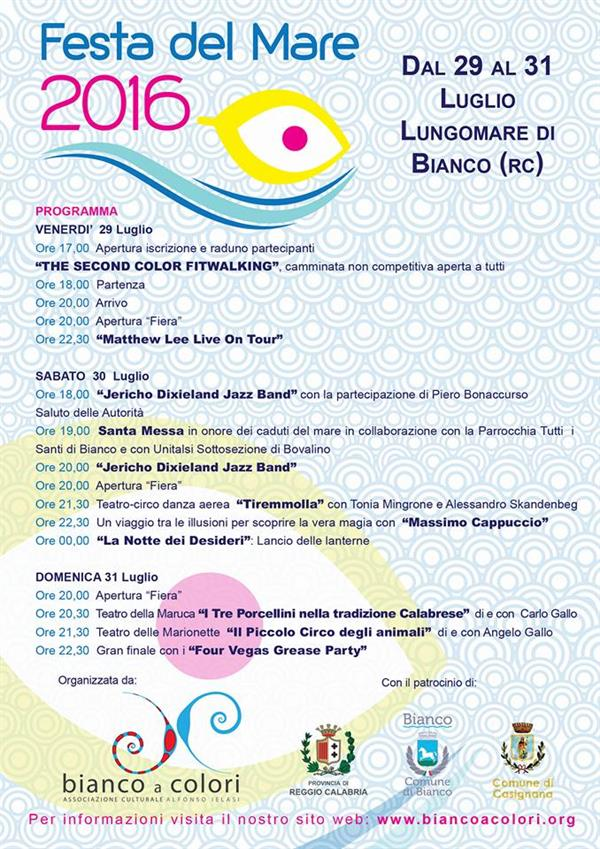 BIANCO (Rc) – The color Fitwalking - Evento Fitwalking