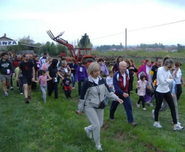 BRICHERASIO (To) – Cammina e corri con l'Avis – Fitwalking Cross